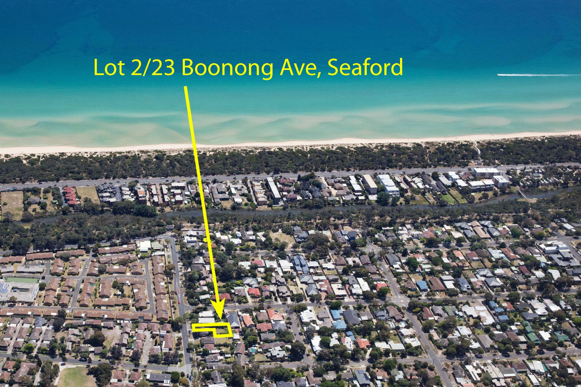 Lot 2/23 Boonong Avenue, SEAFORD, VIC, 3198 - Image