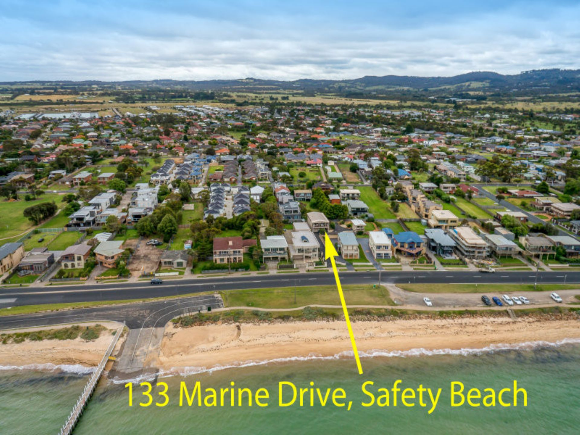 133 Marine Drive, SAFETY BEACH, VIC, 3936 - Image