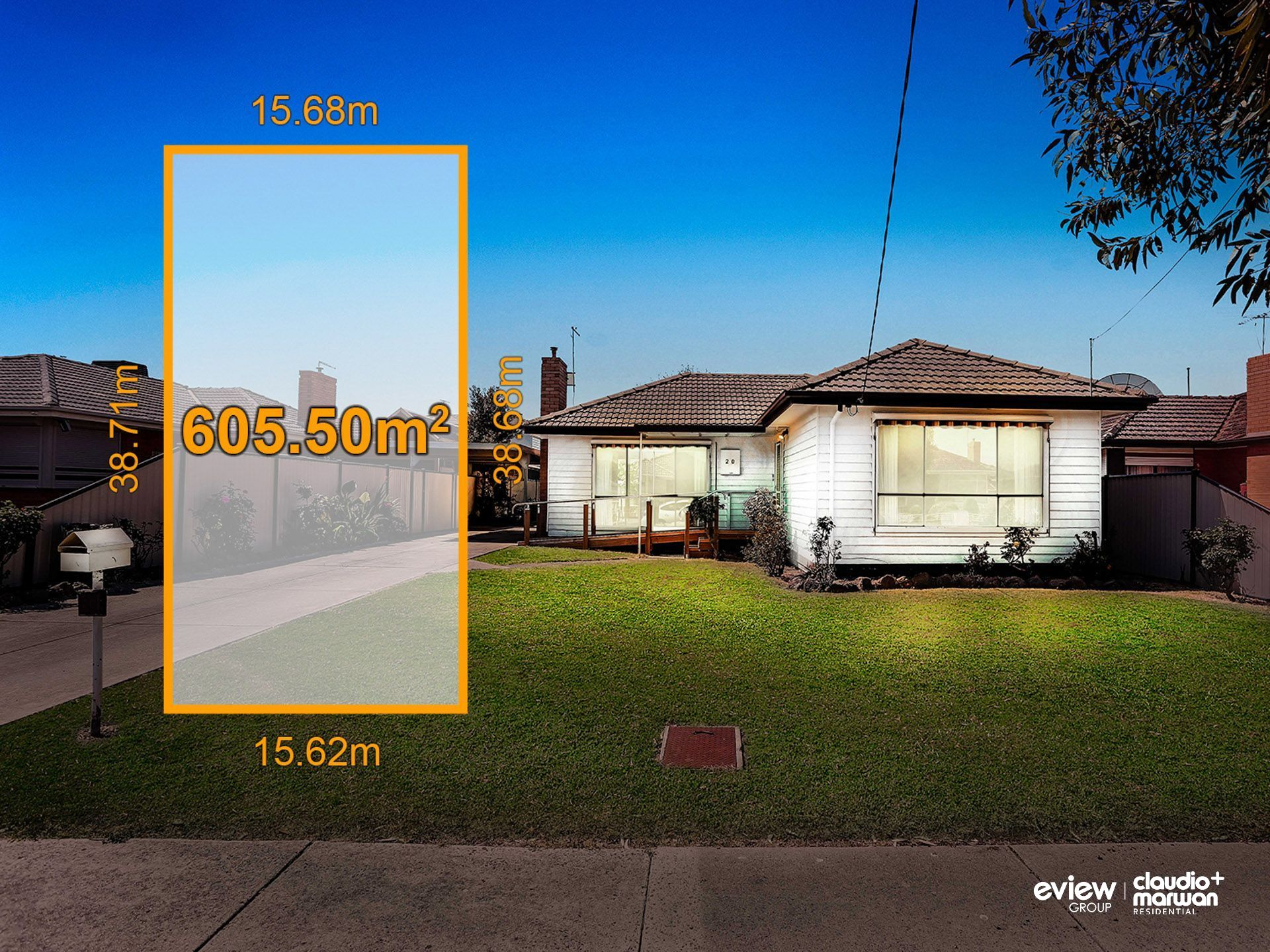 20 Richard Street, HADFIELD, VIC, 3046 - Image